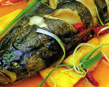 cách nấu cá bống tượng